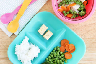 Easy Thai Green Curry with Vegetables and Tofu