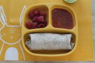 Slow Cooker Beef Burrito Recipe with Veggies