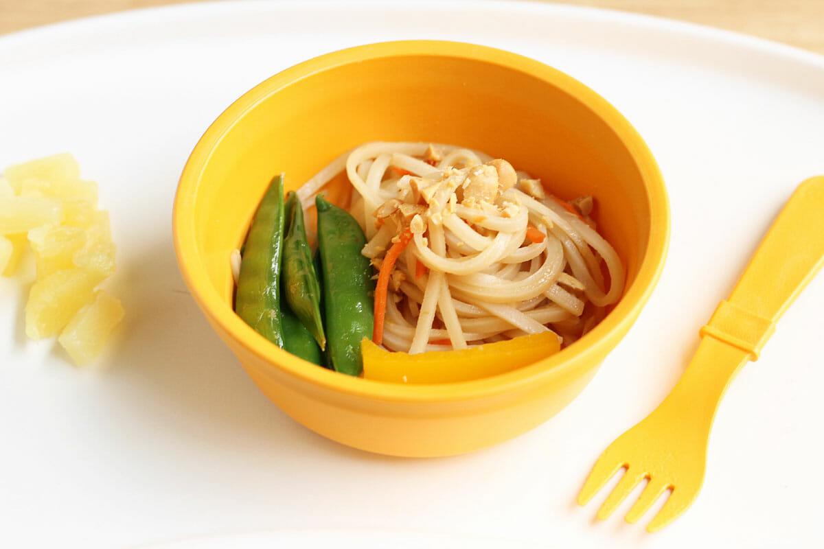 stir fry noodles for kids