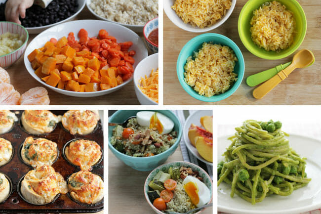 What to Make for Dinner? 50 Easy Family Recipes