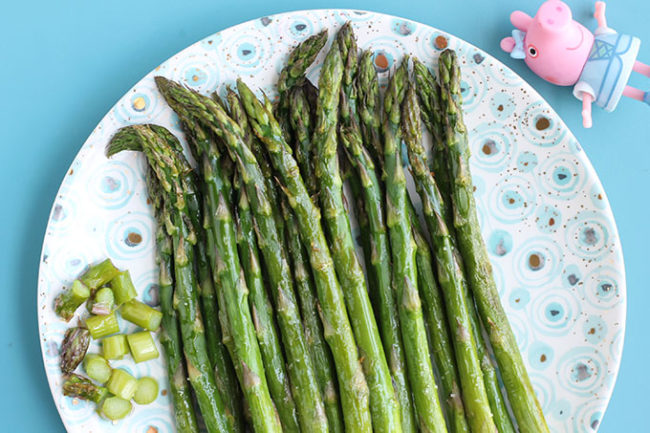 how to make oven roasted asparagus