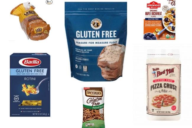best gluten free foods
