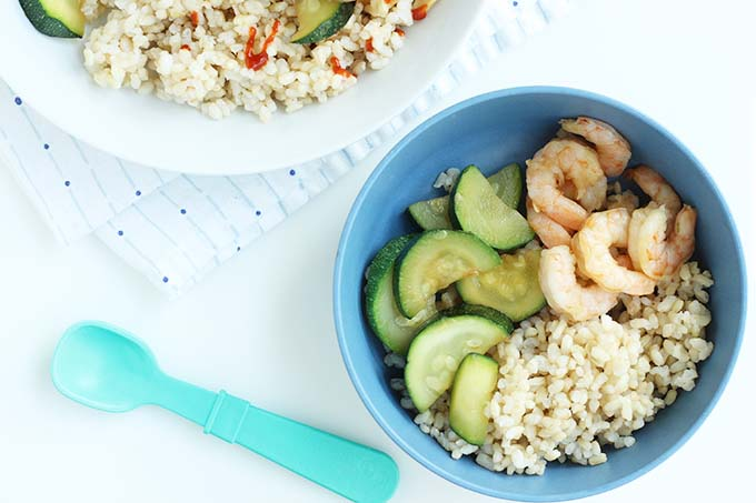 easy teriyaki shrimp