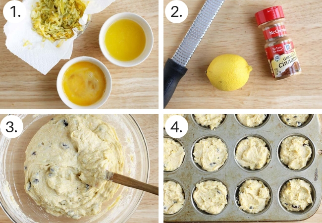 healthy corn muffin recipe step by step