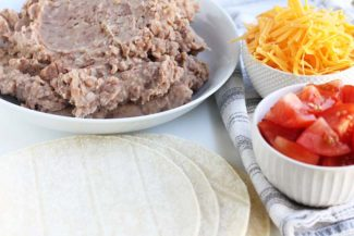 Homemade Refried Beans in the Crock Pot