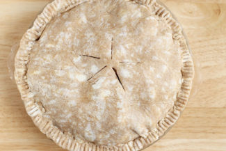 Easy Whole Wheat Pie Crust