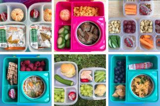 Lunch Box Ideas: 6 Easy Methods